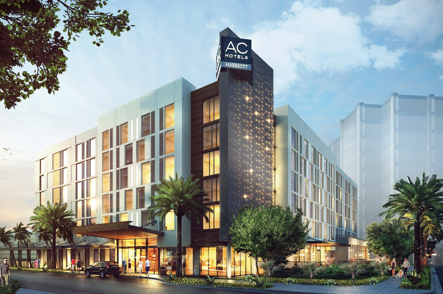 Prisa Group Ac Hotels By Marriott Tampa Airport